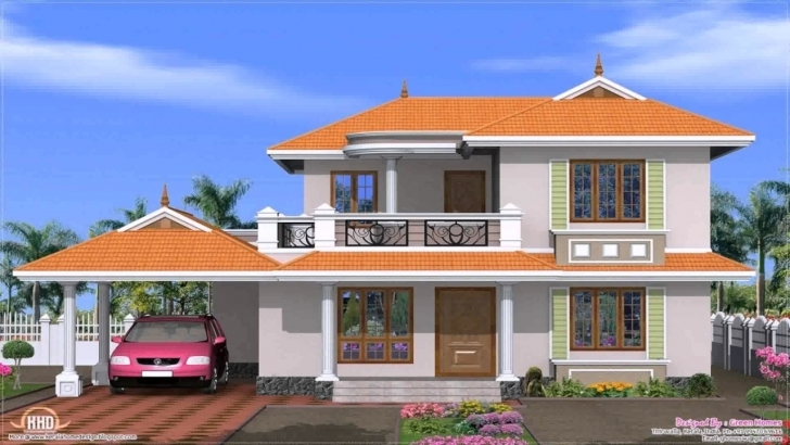 Wonderful Small House Design In Tamilnadu - Youtube Tamil Nadu Small House Images Picture