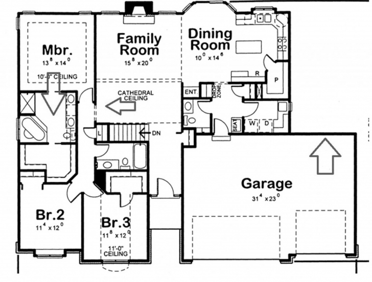 Wonderful Stunning Free Home Floor Plans 23 Modular Ranch House Bitdigest 23*35 Home Plan Photo