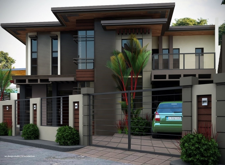 Amazing Although Most Homeowners Will Spend More Time Inside Of Their Home 3D Images Of House Plans Inside And Outside Picture