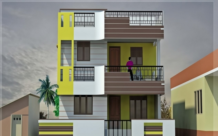 Top Photo Of Small Indian Village House Design Youtube