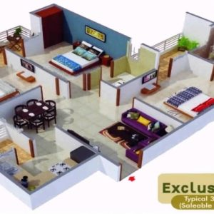 1000 Sq Ft House Plans Indian Style