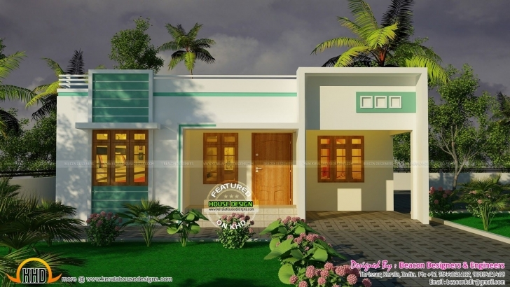 Astonishing Appealing Flat Roof Home Design Best Inspiration Image Of For Small Small Flat Roofed Houses Image