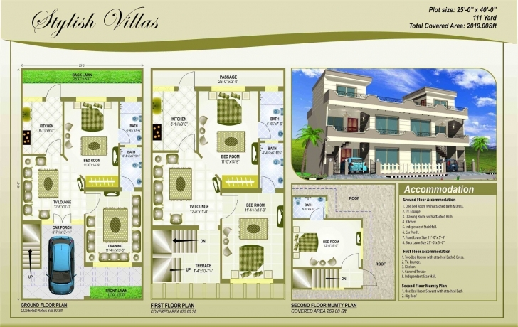 Astonishing Builder House Plans - House Plans Ideas 2018 25*60 House Map Picture