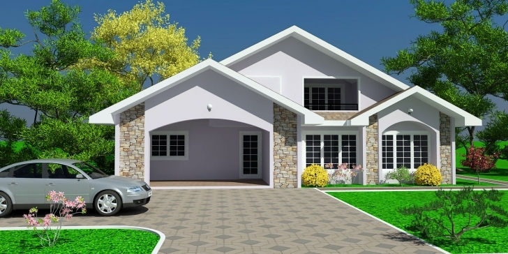 Astonishing Ghana House Plans Chaley Plan - House Plans | #78490 Building Plans Ghana Picture