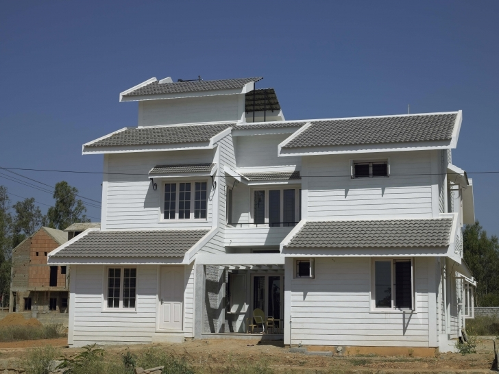 Astonishing Mordern Roofing Modern House Roofings Picture