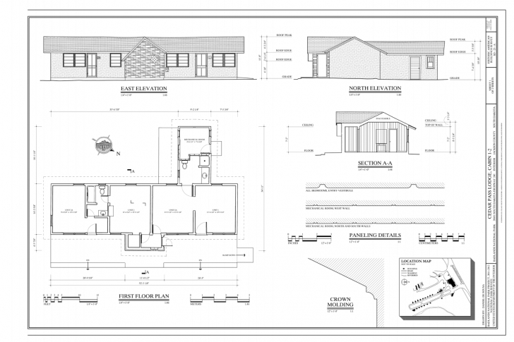 Astonishing Plan Section Elevation Drawings House Plan Elevation Section Showy Plan Elevation And Section Drawings Dwg Photo