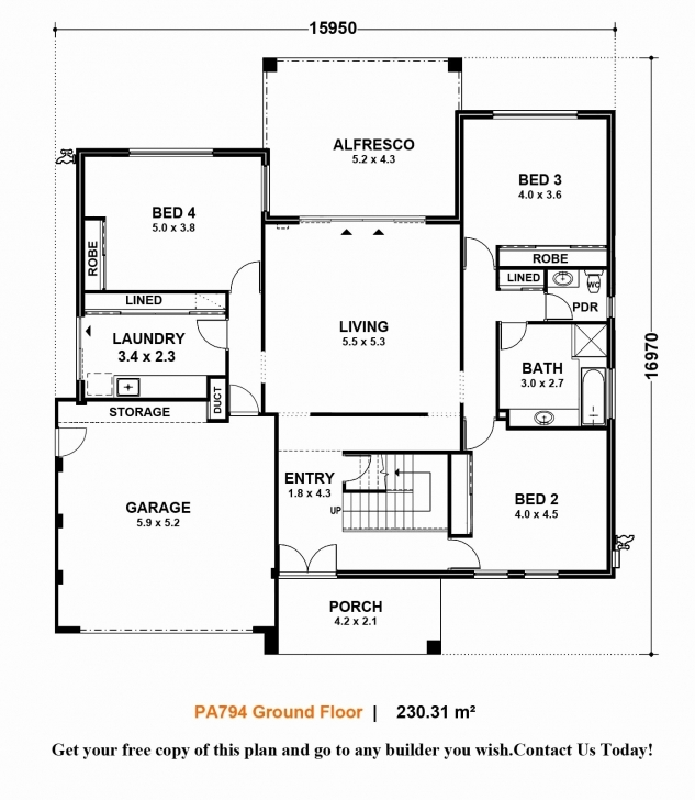 Awesome 2 Storey House Plans In Nigeria New Buildings Plan Architectural 2 Storey Building Plan In Nigeria Picture