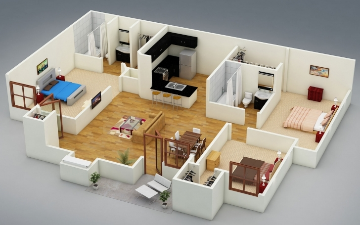Awesome 3 Bedroom Houses For Rent Private Landlord - House For Rent Near Me Three Bedroom Flat For Rent Pic