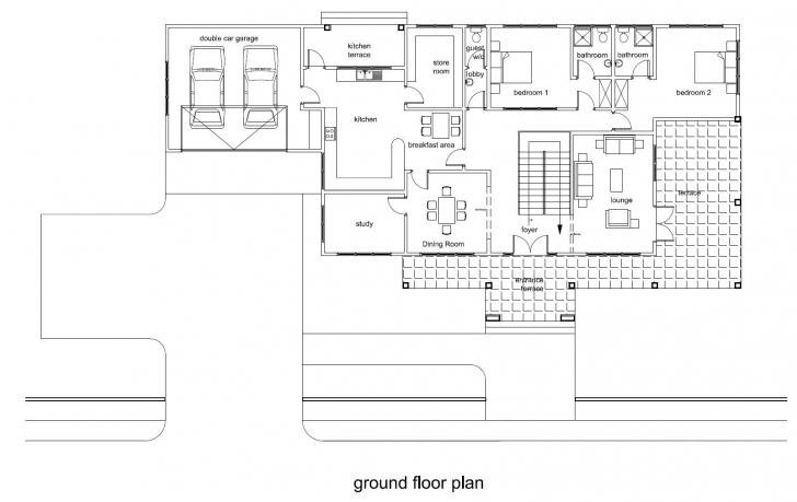 Awesome Ghana House Plans Mesmerizing Nigerian House Plans Contemporary Best Nigeria Floor Plans Image