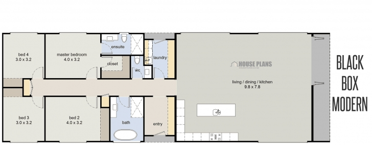 Awesome Home - House Plans New Zealand Ltd L Shaped House Plans Nz Picture