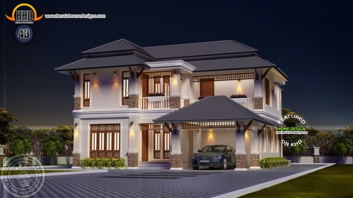 Awesome House Plans Of January 2015 - Youtube Kerla House Phote 2015 Picture