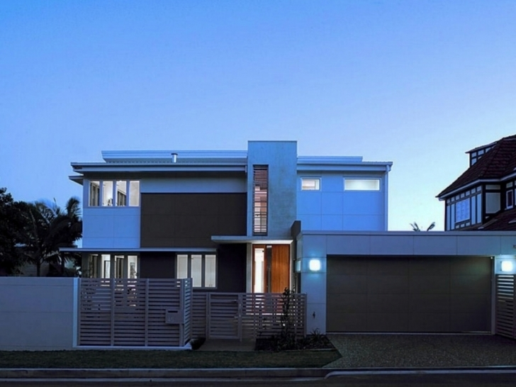Awesome Ideas Home Architecture Modern Minimalist House Designs And Floor Modern Architecture House Buildings Image