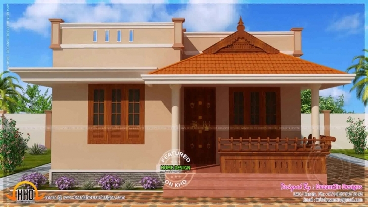 Awesome Indian Style Small House Designs - Youtube Small Indian House Images Image