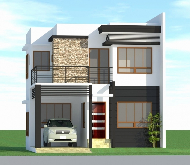 Awesome Luxury House Designs In Philippines 2014 | Homeideas New House Plans For 2018 Philippines Image