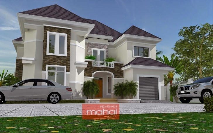 Awesome Modern Houses In Nigeria Best Kitchen Gallery | Rachelxblog Most Storey Building Plans In Nigeria Photo