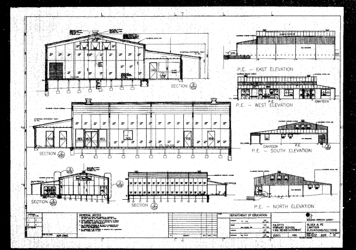Awesome Simple School Plan Modern House - Building Plans Online | #88872 School Building Plans Pic