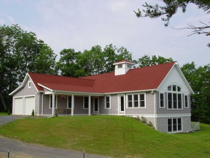 Awesome Top House Color Schemes Ideas And Fabulous Exterior Paint Colors Painting Of House With Red Roof Image