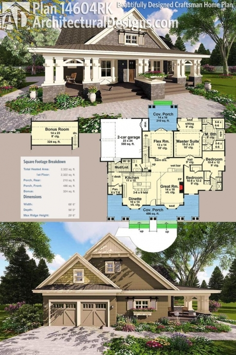 Best 457 Best ~House Love-Fantastic Exteriors & House Plans~ Images On House Front 24 Ft Image