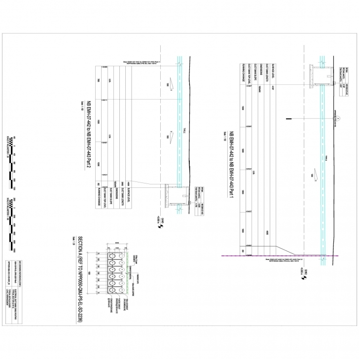 Best Civil 2D Drafting Drawing Services - Cad Outsourcing By 2D Civil Drawing Photo