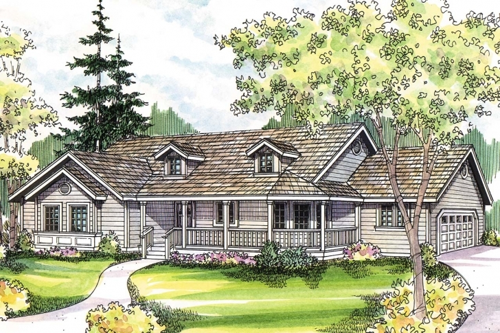 Best Country House Plans - Briarton 30-339 - Associated Designs Country House Plans Image