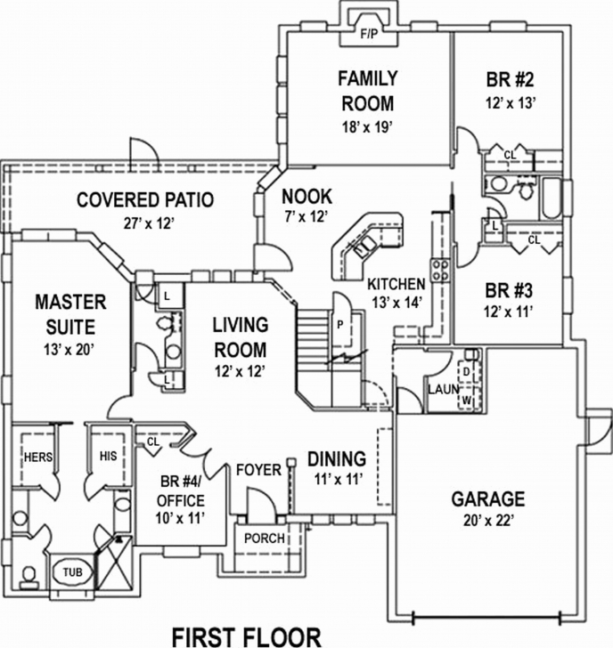 Best Easy 3 Bedroom House Plans Fresh Easy Floor Plan Maker Draw House How To Draw A 3 Bedroom House Plan Photo
