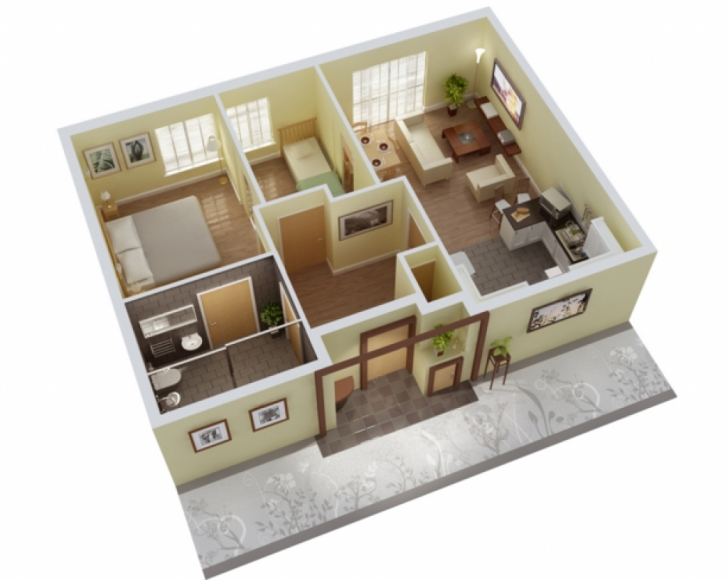 Best Easy Home Design House Plan For 30 Feet 30 Feet Plot Plot Size 100 100 Square Yard House Images Pic