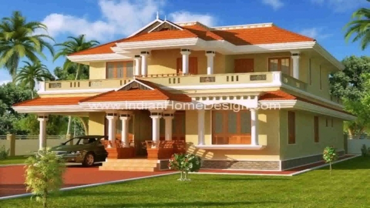 Best House Front View Indian Style - Youtube Home Front Look Pic Picture