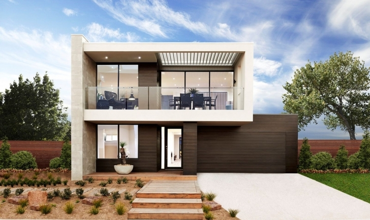 Best House: Image Of Double Storey House Plans With Balcony: Double Double Storey House Plans With Balcony Picture