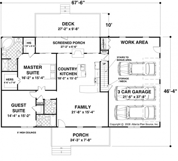 Best House Plans 1500 Sq Ft Startling 16 For Square Foot Homes - Tiny House 1500 Sq Ft House Plans 2 Bedrooms Pic