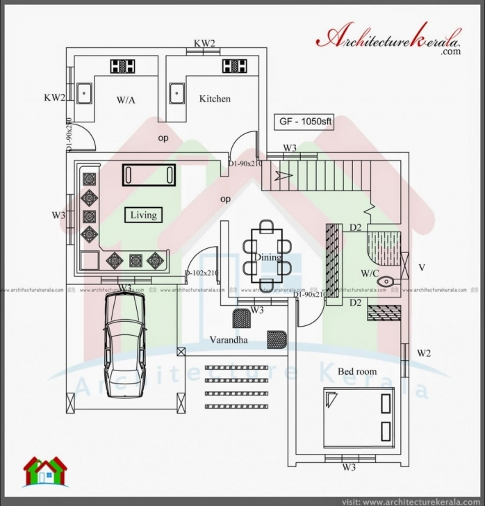 Best Kerala House Plans Bedroom Story Style Scifihits Com With Estimate Kerala House Plans Free Download Pic