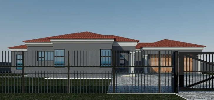 Best Modern 4 Bedroom House Plans South Africa Inspirational Stylish House Planner In Polokwane Pic