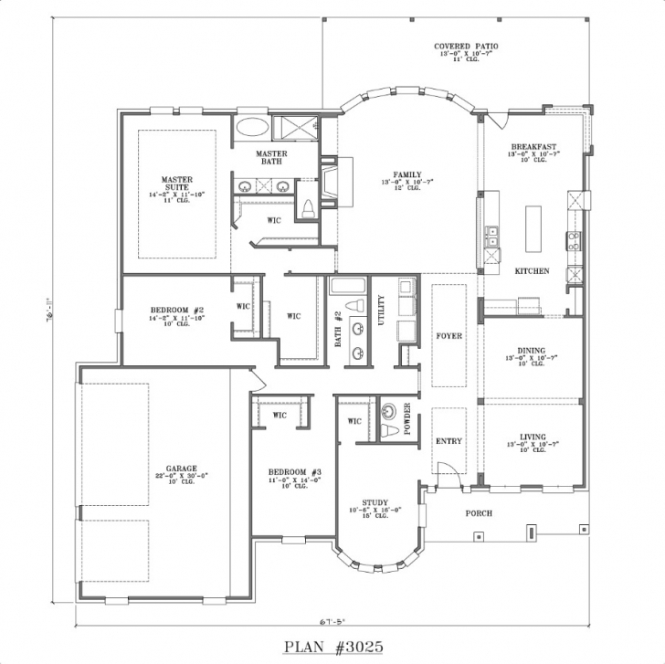 Best One Storey House Plans In Kenya | Daily Trends Interior Design Magazine 3 Bedroom House Designs And Floor Plans In Kenya Picture