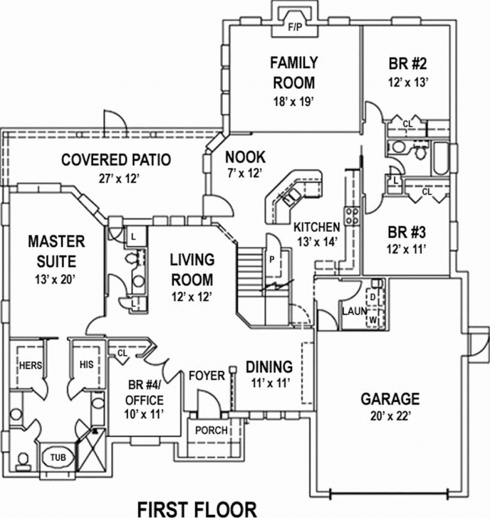 Best Three Bedroom House Plan South Africa Inspirational 3 Bedroom House Three Bedroom House Floor Plans In South Africa Image