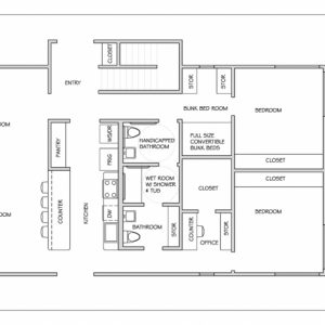 1000 To 1500 Square Feet House