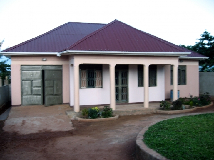 Brilliant 3 Bedroom House Plans And Designs In Uganda | Ayathebook 3 Bedroom House Plans And Designs In Uganda Photo