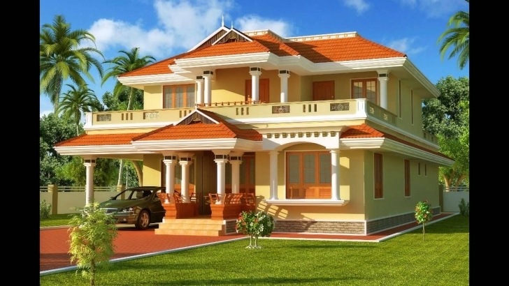 Brilliant Best Exterior Paint Colors For Houses - Youtube Indian House Extrior Colour Image