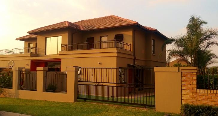 Brilliant Double Storey House Plans In South Africa — House Style And Plans Double Story House Plan In South Africa Photo