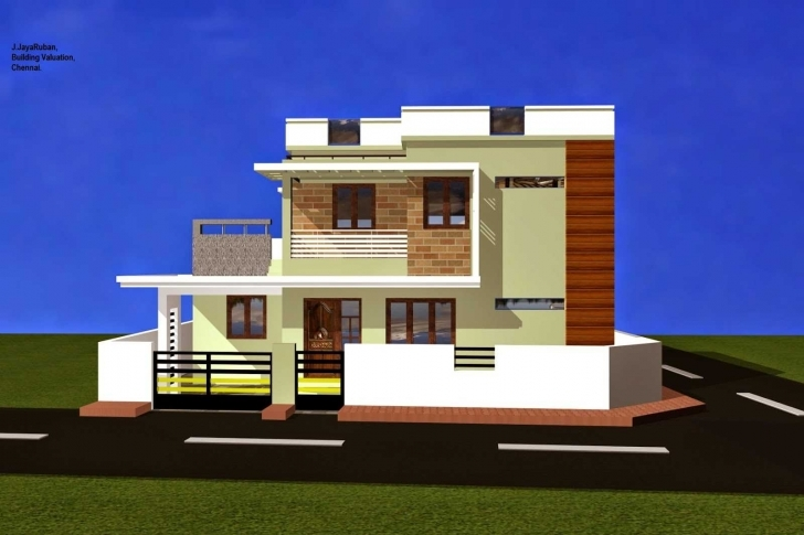 Brilliant Incredible 3D Plans Hd With Elevation And Building House Plan Ideas House Elevation Hd Pic Picture