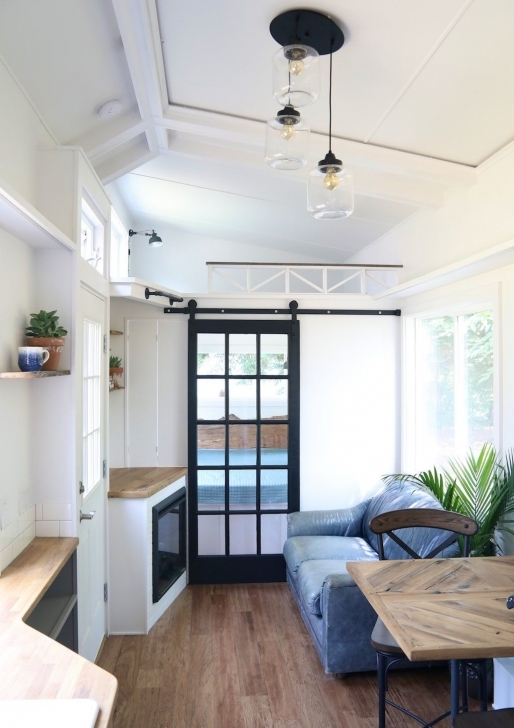 Brilliant Pacific Pearl | Tiny House Swoon, Tiny Houses And House Handcrafted Movement Tiny House Swoon Image