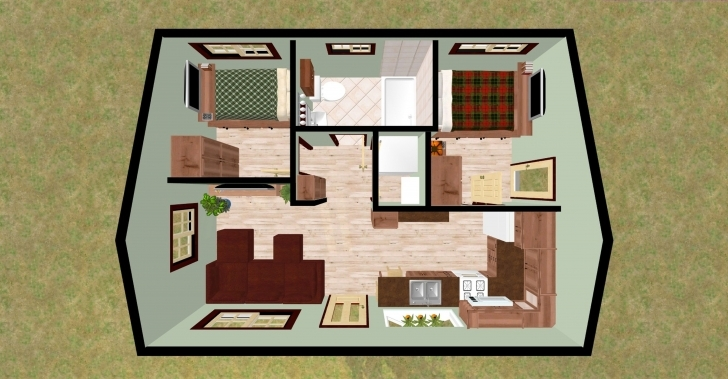 Classy 3 Bedroom House Plan Indian Style - Gebrichmond Small 2 Bedroom House Plans Indian Style Picture