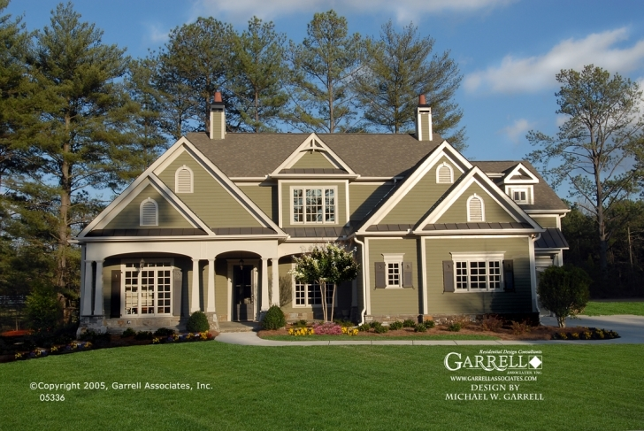 Classy House: Mountain Craftsman House Plans Luxury Mountain Craftsman Home Plans Image