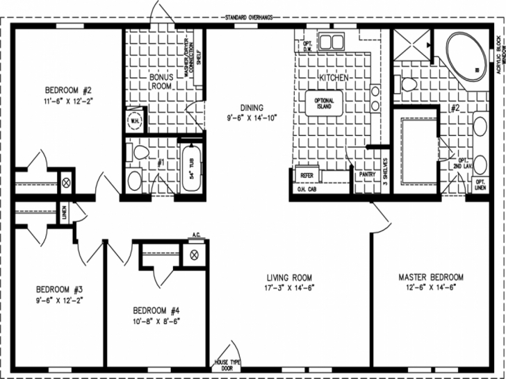 Classy House Plan 1400 Square Foot House Plans Without Garage Homes Zone Simple 4 Bedroom House Plans Without Garage Picture