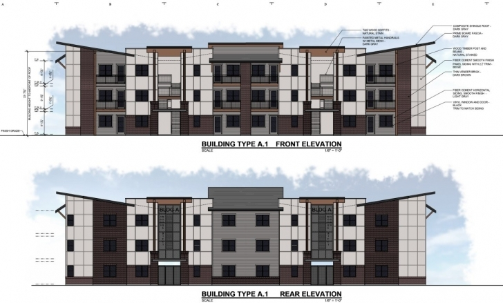 Classy Plans Emerging For Proposed Affordable Housing Apartments In Affordable Housing Plans Pic