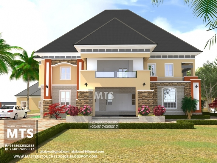 Classy Residential Homes And Public Designs Nairaland Building Designs With Porch Photo