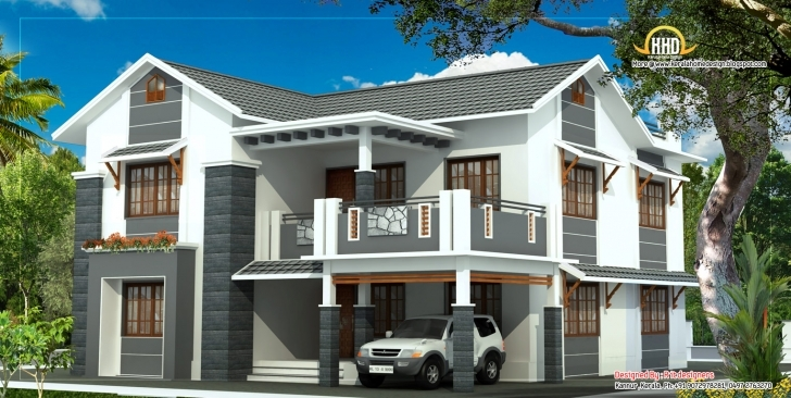 Classy Two Storey Beach House Plans 2 Bedroom 2 Bath Mobile Home Floor Beautiful 2 Story Bungalow Picture
