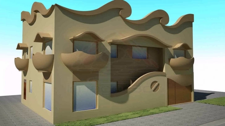 Cool 3 Marla House Front Design In Pakistan - Youtube 3 Marla House Front Design Photo