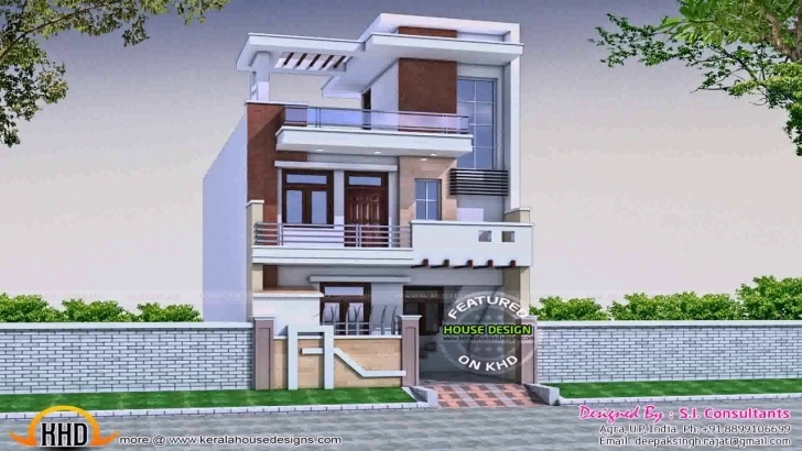 Cool Latest House Plan Design 16 45 - Youtube 16*45 House Plan Picture