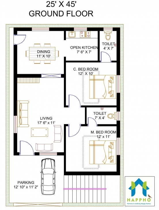 Cool Related Image | Homeplan | Pinterest | Indian House Plans, House And House Plan Drawing 17*45 Picture