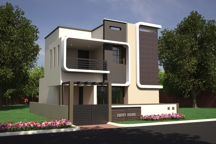 Exquisite 30 40 House Elevation Photos - Homes Floor Plans 20 X 60 House Elevation Pic
