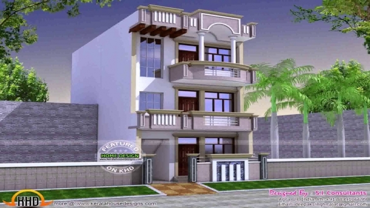 Exquisite House Plan Design 15 60 - Youtube 15*60 House Images Picture